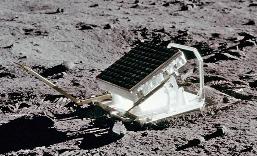 So What Is Lunar Ranging David Reneke Space And